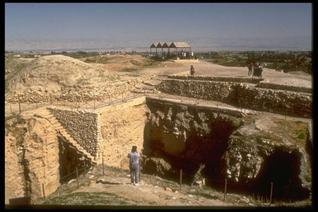 based on the battle of jericho it would open with joshua standing
