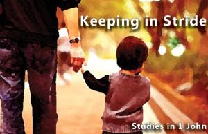 Keeping in Stride